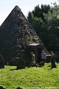 Mad Jack Fuller's grave